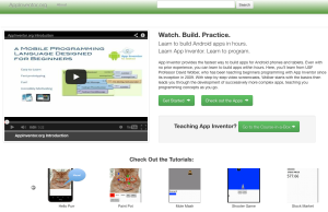 AppInventor.org On-Line Course